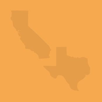 Cal-Texas-Map